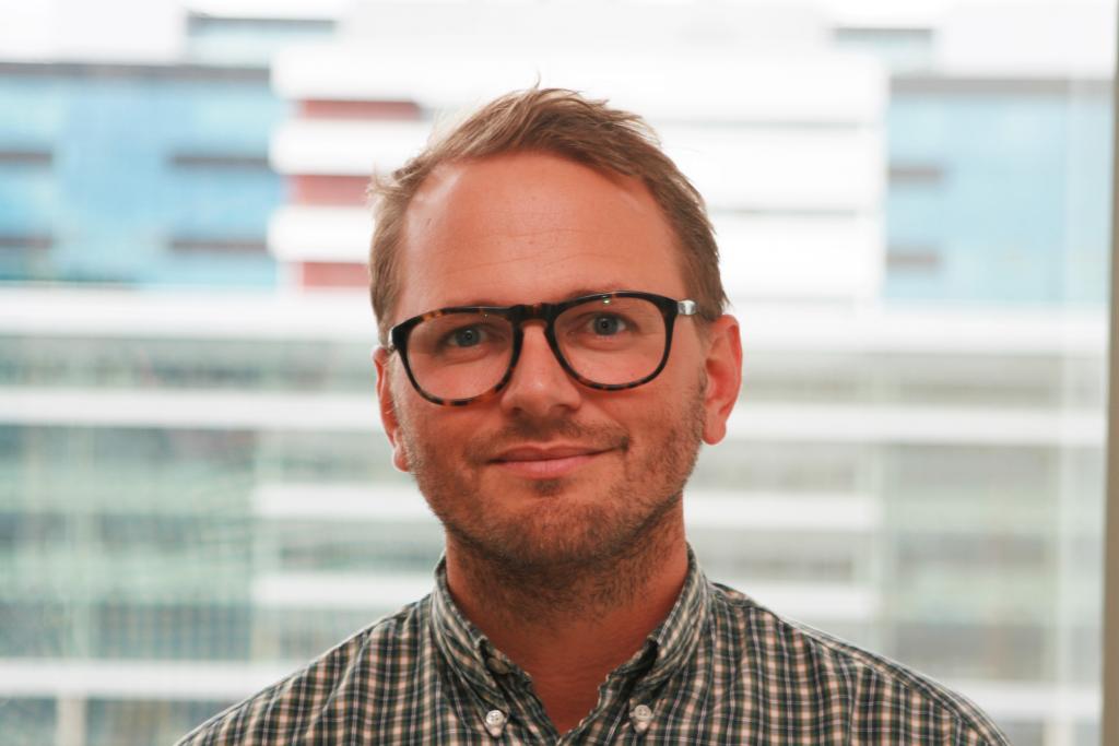 Theo Bodin, forskare vid KI-WHO