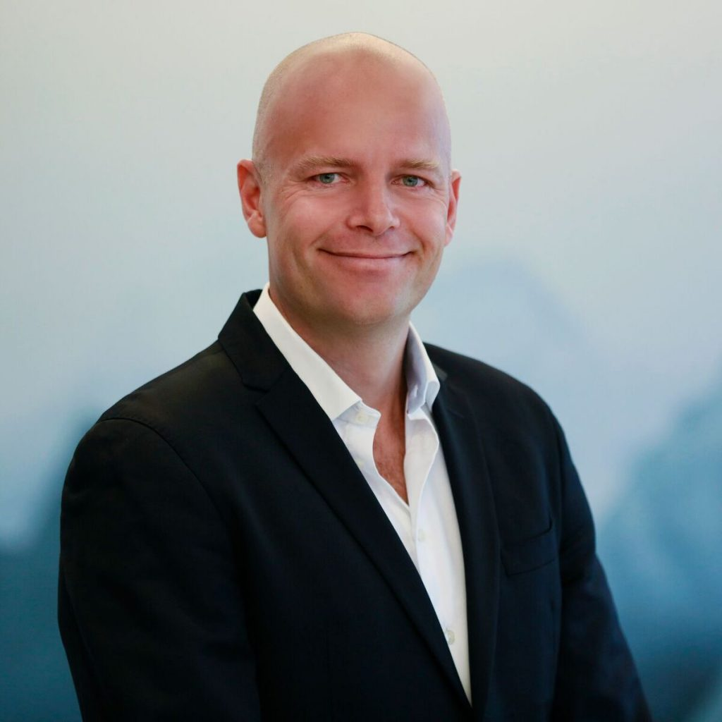 Allan Nygaard, Nordenchef, Talentsoft