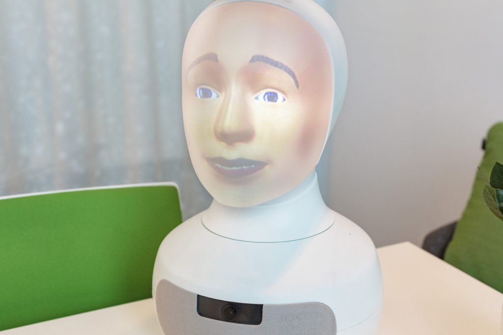 Tengai robot